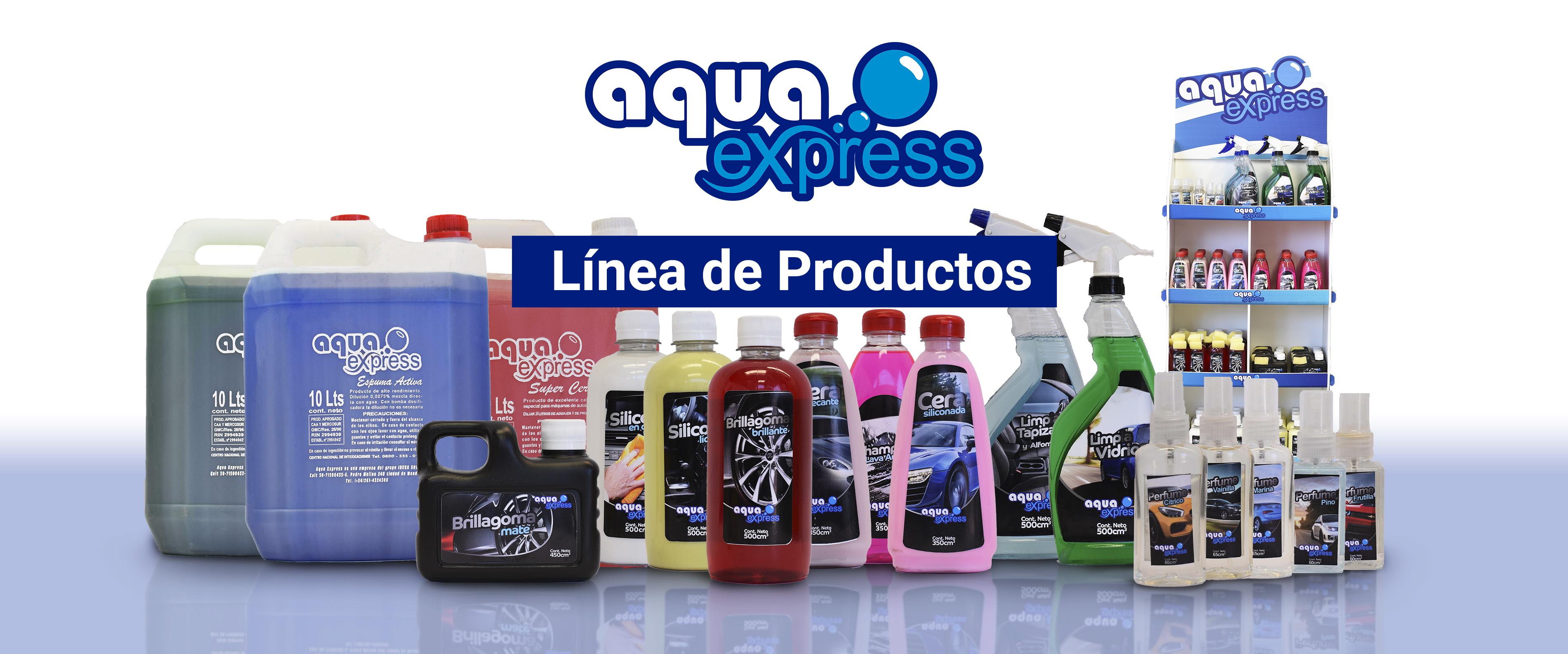 Productso Aqua Express